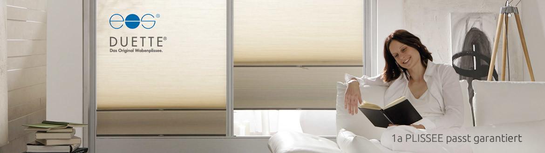 1a plissee shop preiswerte sonnenschutz ma anfertigung in h chster qualit t home. Black Bedroom Furniture Sets. Home Design Ideas